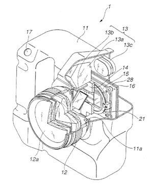 olympus-patent