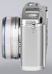 Olympus E-P1 m4/3