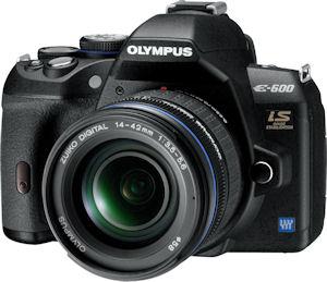 olympus-E600