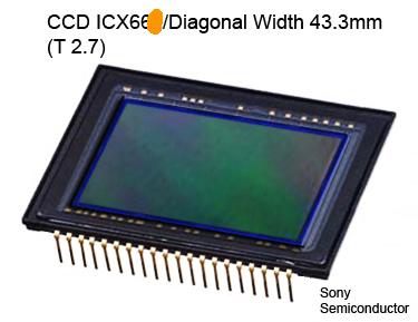 CCD FF SuperHAD II