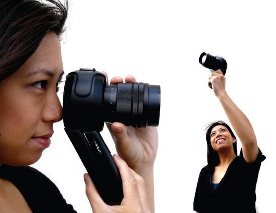 nova dslr concept 3 Nova DSLR camera concept