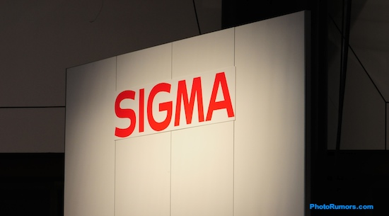 Sigma rumored to announce two new lenses for Photokina