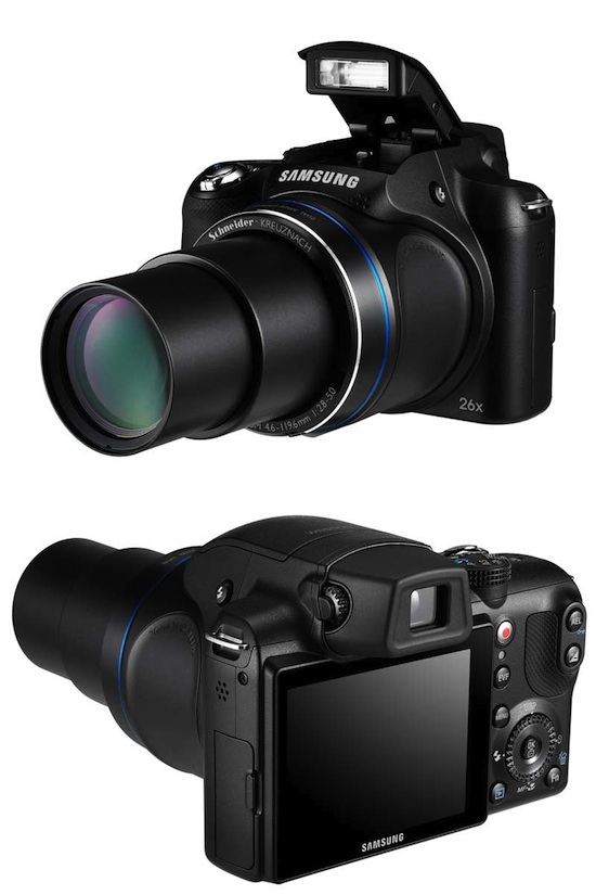 Samsung WB5500 Samsung WB5500 leaks, almost official