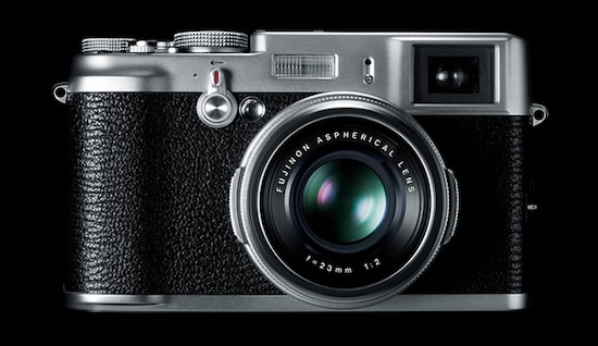 Fujifilm FinePix X100 Camera User Manual, …