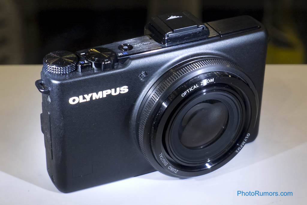 Olympus Zuiko equipped compact