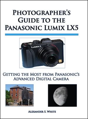 Panasonic LX5 book