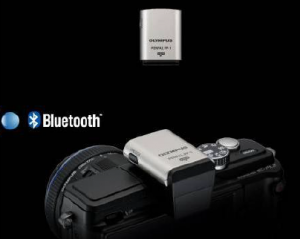 Olympus E-PL2 Bluetooth