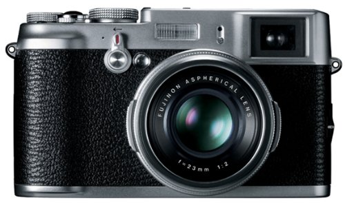 Fuji-fujifilm-finepix-X100-camera