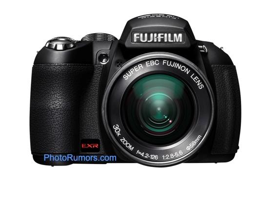 Fuji FinePix HS20EXR