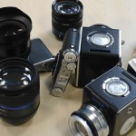 Mirrorless NX prototypes from Samsung promotional video