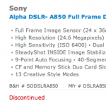 sony-a850-discontinued