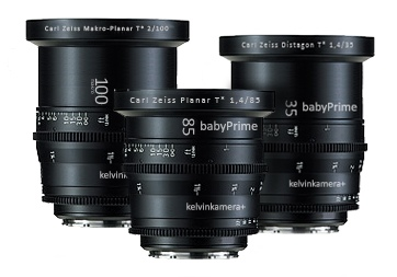 Zeiss not happy about babyPrimes lenses - Photo Rumors