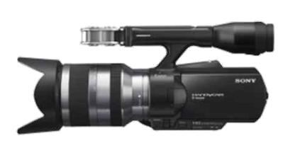 Sony NEX-VG20H Handycam Camcorder