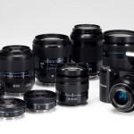 Sasmung NX camera system