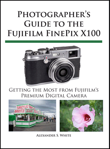 Fujifilm FinePix X100 book giveaway Giveaway: Photographer's Guide to the Fujifilm FinePix X100 book