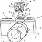 Olympus-patent-hot-shoe-camera