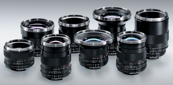 Cosina officially discontinues the Zeiss SLR Classic series of lenses