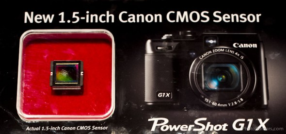 The new Canon PowerShot G1 X Mark III camera will cost $1,299