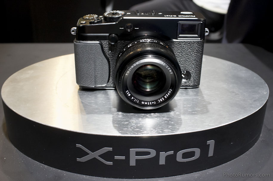 fujifilm x pro1 coverage from ces photo rumors. Black Bedroom Furniture Sets. Home Design Ideas