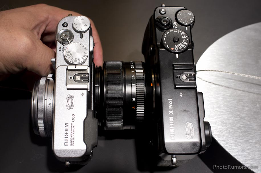 Detailed fuji x pro 1 camera hands on report photo rumors