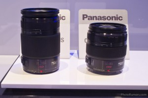 Panasonic Lumix X lenses