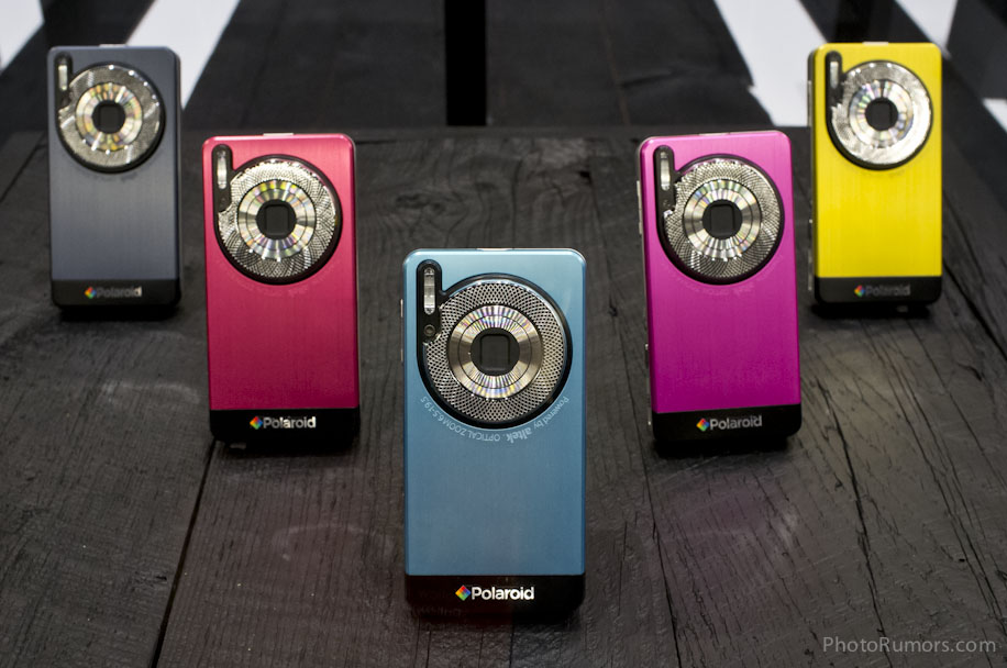 Polaroid-Android-based-camera