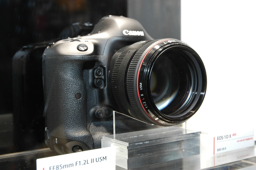 Canon 1Dx with the light-swallower-85-1.2 L II mounted