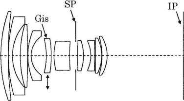 Canon 24mm f/2.8 lens patent