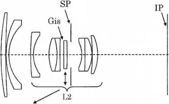 Canon 28mm f/2.8 lens patent