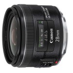 Canon EF 28 f/2.8 IS USM lens