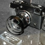 Fuji X-Pro1 with Leica M Mount Adapter