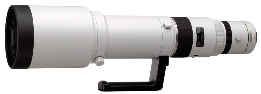 smc Pentax DA 560mm f/5.6 lens