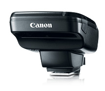 Canon Speedlite Transmitter ST E3 RT Canon EOS 5D Mark III announcement