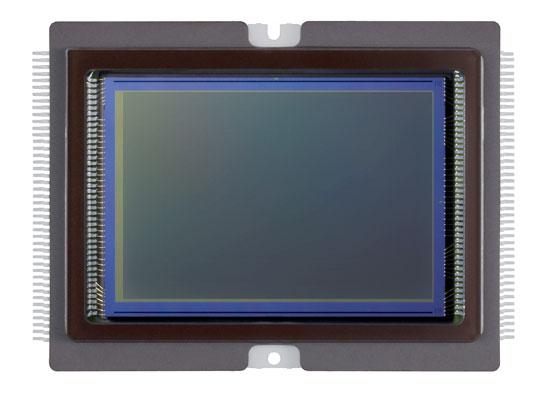 Canon EOS 5D Mark III CMOS sensor