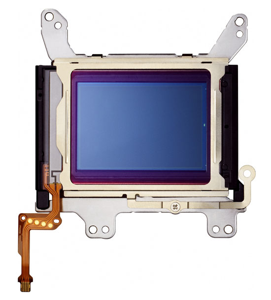 Canon EOS 5D Mark III Self Cleaning Sensor Unit