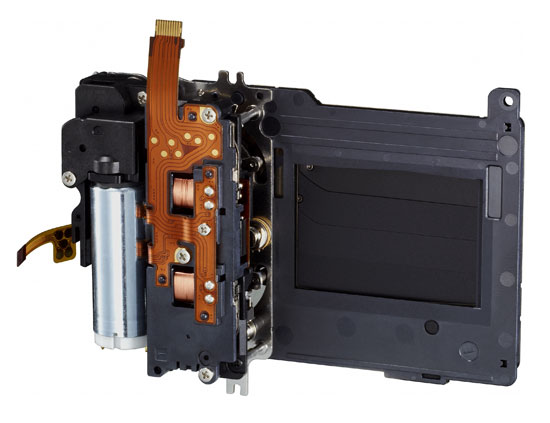 Canon EOS 5D Mark III Shutter