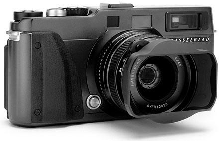 Hasselblad X-Pan camera