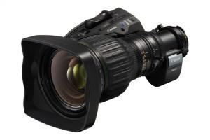 Canon HJ17ex6.2B lens