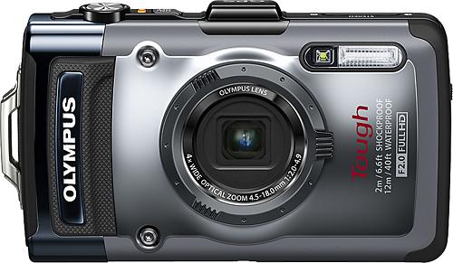 New Olympus TG-1 iHS Tough camera leaks on BestBuy website - Photo