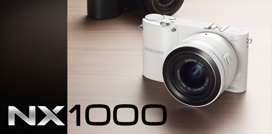 Samsung NX20, NX210 and NX1000 now official - Photo Rumors