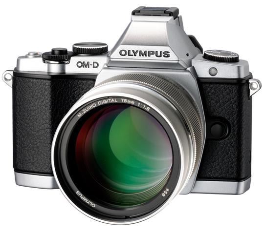 Olympus M Zuiko Digital Ed 75mm F 1 8 Lens Announced