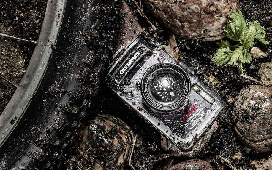 Today Olympus announced the previously leaked TG-1 iHS Tough camera