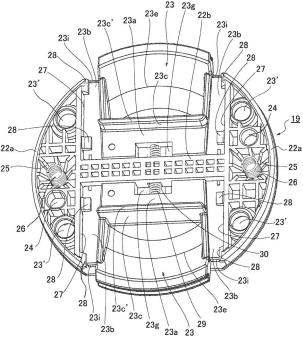 Ricoh impact resistant lens cap Ricoh patents an impact resistant lens cap