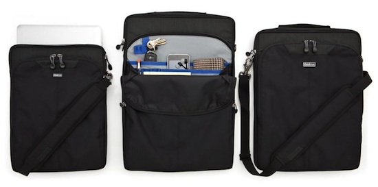 New laptop sleeves from ThinkTankPhoto: Artificial Intelligence 13 V3