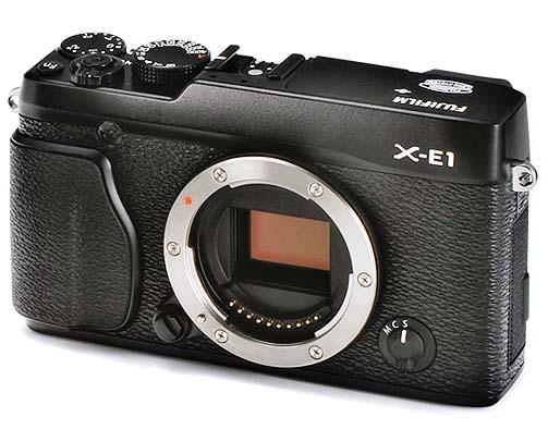 Photo of Fuji-X-E1