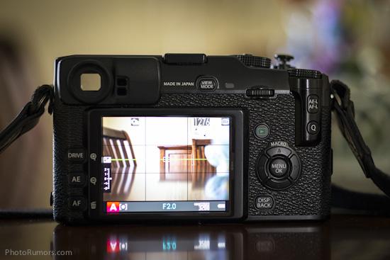Fujifilm X-Pro1 X-E1 AF speed