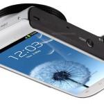 Samsung Galaxy S III 16MP camera