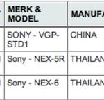 Sony NEX-5R and NEX-6 cameras