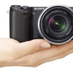 Sony NEX-5R announcement