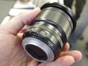 Fujinon Super EBC XF 10–24 mm f/4 R LM OIS: